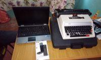 Laptop__typewriter_digital_recorder